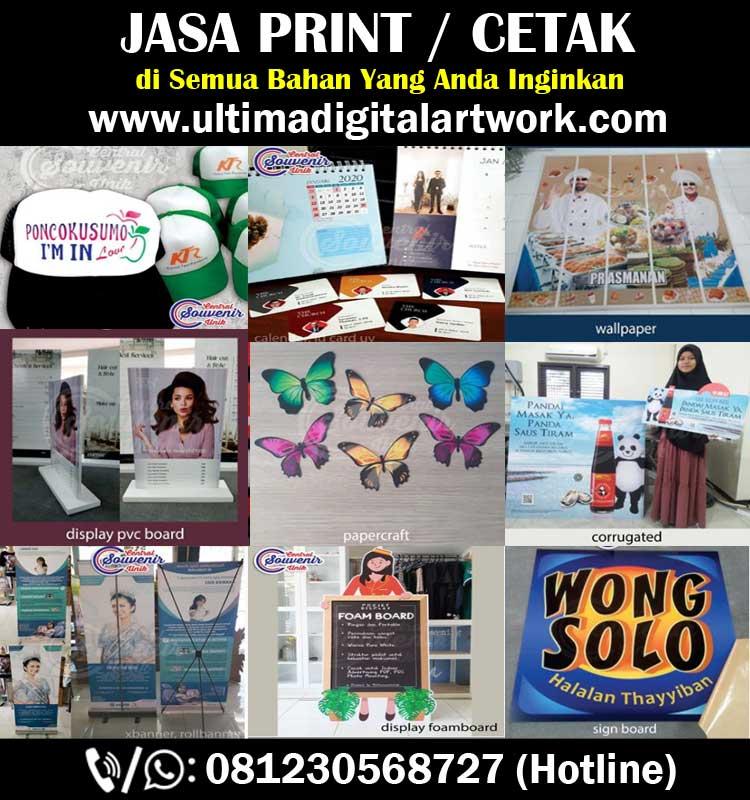 Digital Printing Surabaya